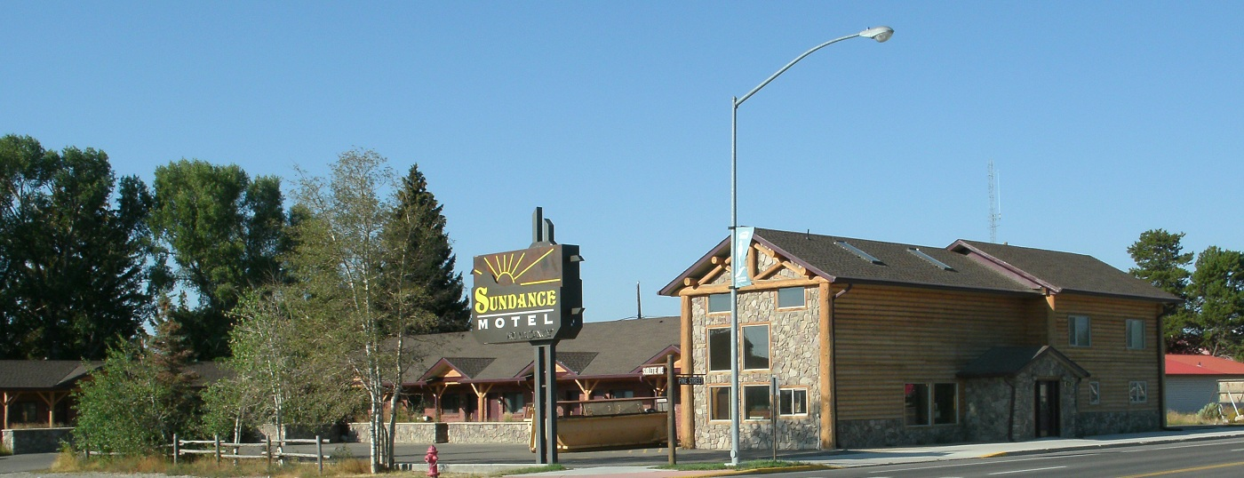 Lodging in Pinedale Wyoming